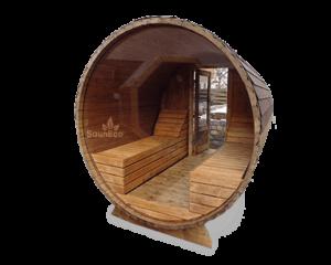 Electric Heated Sauna