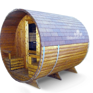 Barrel Hotel from Sauneco