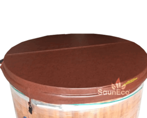 Spa Hot Tub Cover from Sauneco