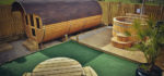 Wooden Hot Tubs & Barrel Saunas